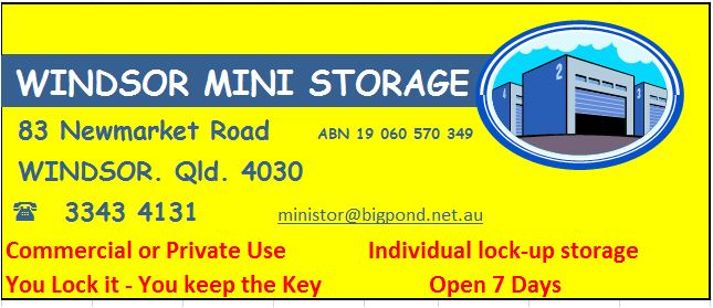 Windsor storage